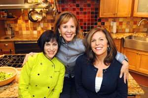 Myra Kornfeld, Caroline Nation, Kathie Swift